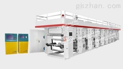 RGASY-B系列高速凹版印刷机 凹版塑料彩色印刷机
