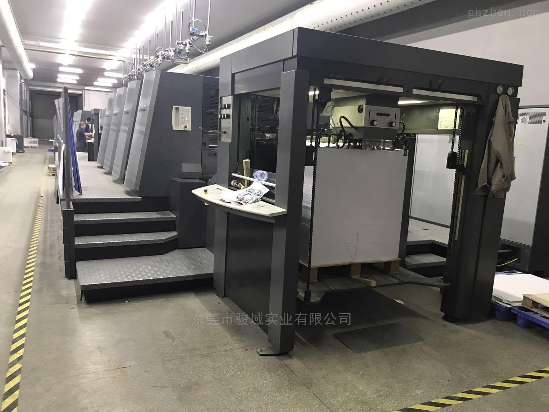 金华二手海德堡印刷机处理