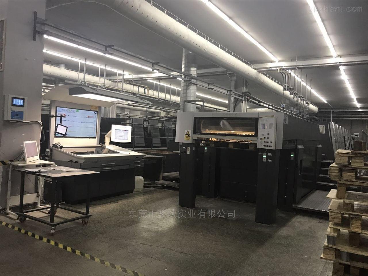 转让二手海德堡印刷机