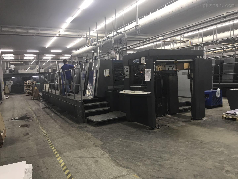 二手海德堡印刷机XL105-4