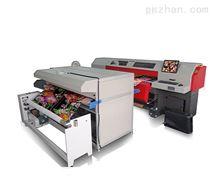 深圳彩神工业级高速纺织数码印刷机数码直喷印花机