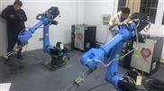锻压自动上下料  力泰锻造机器人自动化生产线