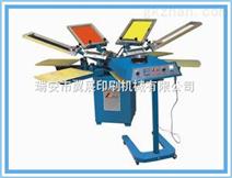 SPM系列手动旋转多色印花机/丝印机