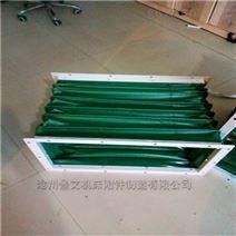 环保设备耐温通风口软连接生产厂家