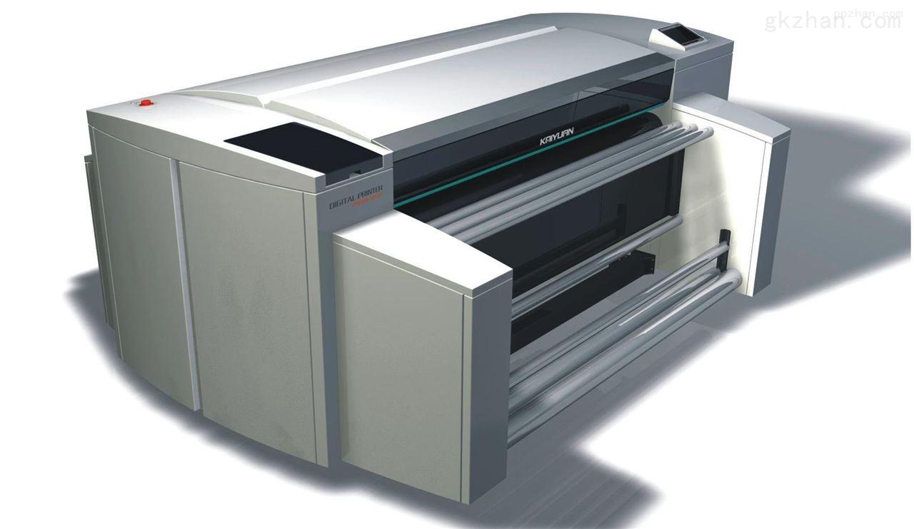 专业印刷空调电脑机箱数码印花机、彩色印刷设备