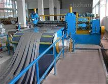 河北万源橡胶分条机 橡胶分条机厂家