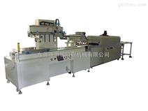 上海印刷无纺布丝印机,全自动卷对卷无纺布丝印机