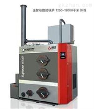 数控燃煤锅炉机组