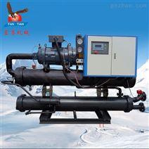 供應_宏賽大型螺桿式冷水機組_100匹螺桿冷水機_水制冷設備廠家批發
