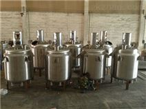 四川裂解硅油反應釜 廢硅膠裂解設備廠家