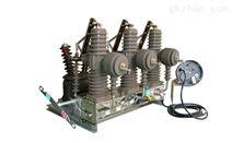 ZW43-10KV户外高压真空断路器带隔离刀闸