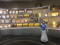 牡丹江中東鐵路歷送餐科技館展覽講解機器人