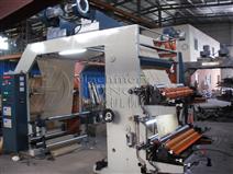 卷筒式无纺布凸印刷机
