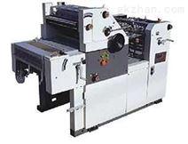 正四开胶印机