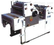 斜齿六开胶印机