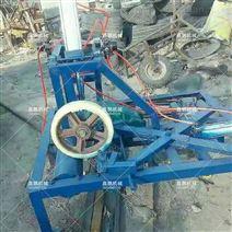 大型废轿车轮胎切割机生产厂家