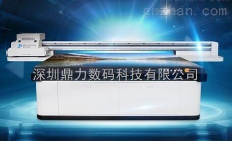 鼎力木盒打印机 深圳uv平板喷绘机 厂家直销