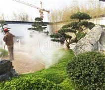 陕西 人造冷雾 园林景观造景 设计安装