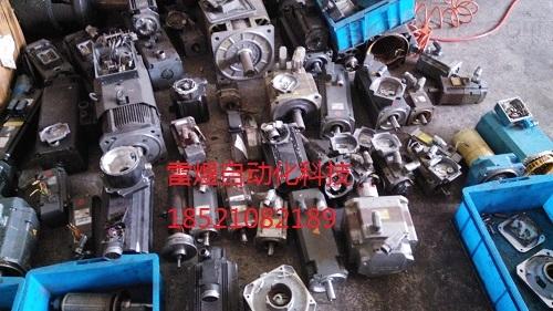 南京伺服电机通电就报警、通电跳闸维修