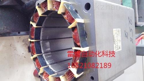 西门子(SIEMENS)1PH4水冷异步伺服电机电机抖动维修