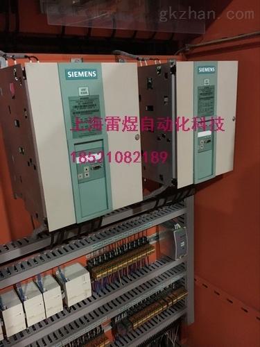 上海西门子直流调速装置报警F042维修