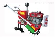 柴油單輪式田園管理機