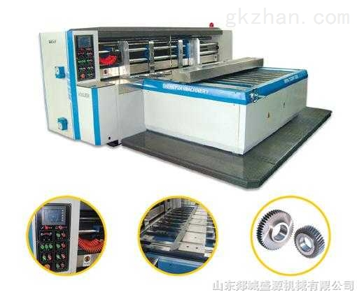 SGM经济型圆压圆模切机