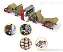 SJM卷筒纸圆压圆模切机