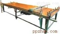 平升型手动丝印机
