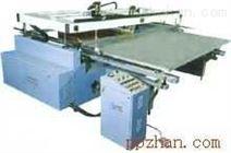 四柱平升弹台式半自动丝印机