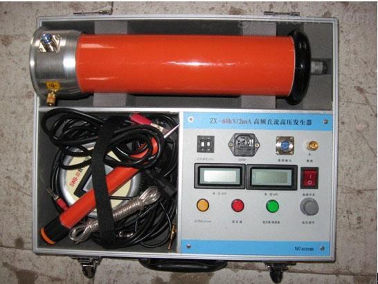 电力承装修试验设备配置表