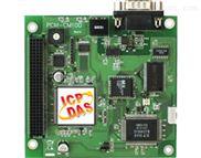 泓格PCM-CPM100-D: 1端口隔离保护CAN通信的PCI-104模块