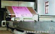 伺服传动平网印花机