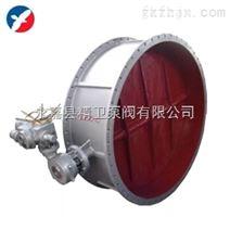 MD941S-1C电动耐磨尘气蝶阀优质供应商