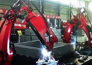 全自动机械手焊机接哪里卖 低碳钢点焊机器人生产商