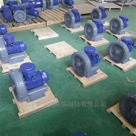隧道炉专用防爆旋涡风机