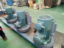 防爆漩涡高压气泵