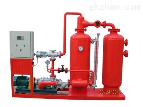 由水资源利用现状浅谈冷凝水回收装置