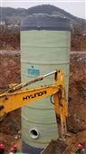 玻璃钢地埋式一体化污水提升泵站厂家