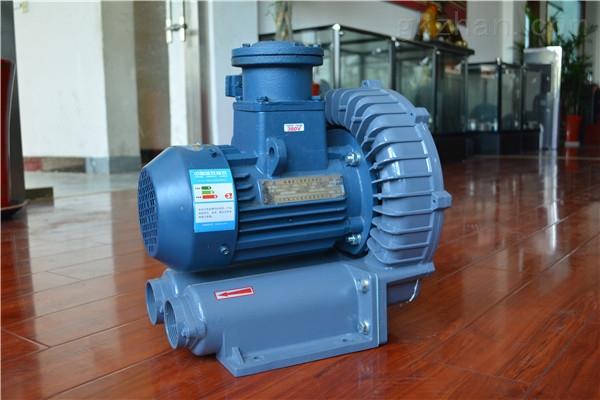燃气输送防爆高压旋涡气泵