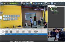 智能分析游客中心客流统计分析系统