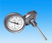 WSS-411M27X2固定螺纹式双金属温度计