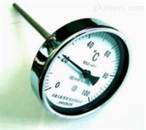 轴向型可动外螺纹防腐型双金属温度计