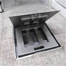 定制1米单层全不锈钢可冲洗地磅