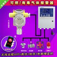 工业罐区丁二烯气体浓度报警器,毒性气体探测器