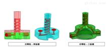 异型水路模具