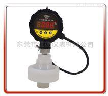 优质供应PP隔膜式智能通讯RS485数显压力表