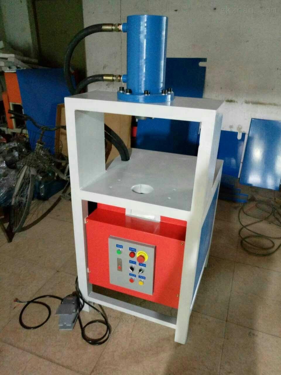 液压不锈钢冲孔机高速方管切角机厂家