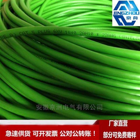 工业以太网电缆CAT.5 (PVC) / (PUR)