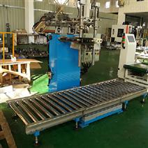 广州50kg包装线滚筒电子秤不干胶打印滚筒秤
